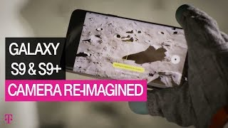 NEW Samsung Galaxy S9 & S9+ Specs: Camera Reimagined | T-Mobile