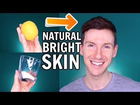 DIY Face Scrub for Dry Skin | All Natural Skin Care 2018