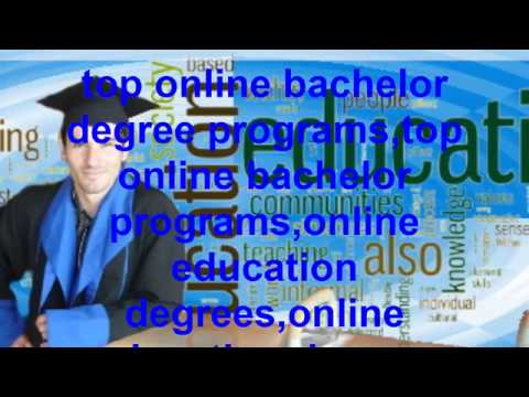 1 Top online universities ||| Top online degrees