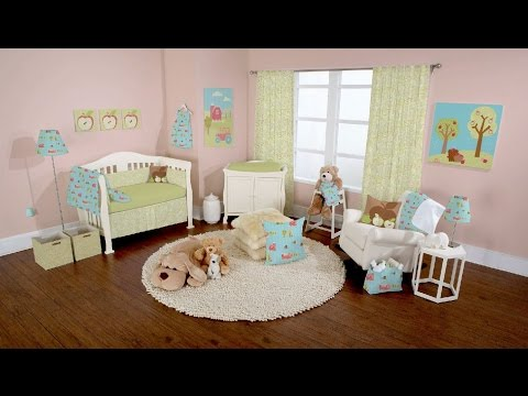 30 Cute Baby Nursery Room Decoration Design - Room Ideas