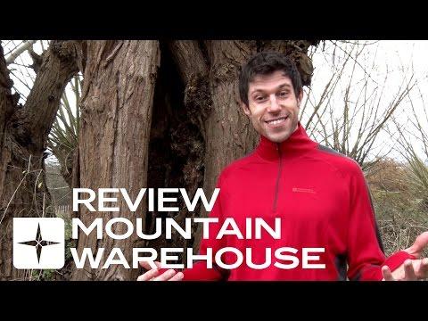 Mountain Warehouse Reviews: Asgard Mens Merino Zip Neck Top