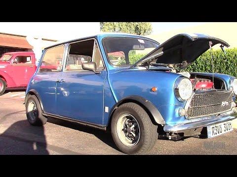 Innocenti Mini Minor, Classic Mini Cooper with a Honda V-Tech Engine
