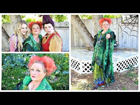 Winifred Sanderson Costume from Hocus Pocus!