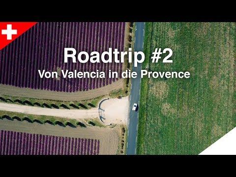 Wir fahren von Valencia in die Provence! | Roadtrip Vlog Teil 2