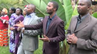 Bendera ya ushindi.chorale de l'assemblée chrétienne de Goma tmk