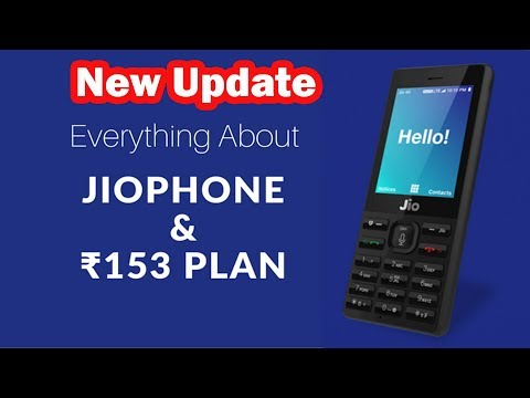 Jio Phone Rs 153 Plan Details: Republic Day Offer Plan | Jio | Jio Phone