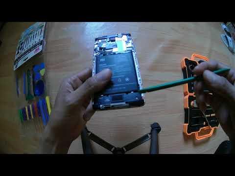 Cara Membuka Baterai Mengganti Baterai Xiomi Redmi Note 3