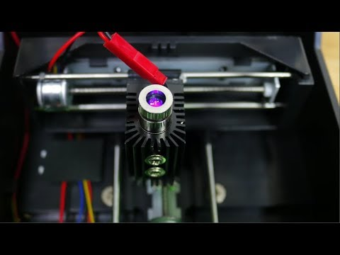 1000mW Mini Laser Engraver Printer