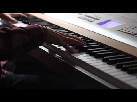 New Year's Eve Piano Composition