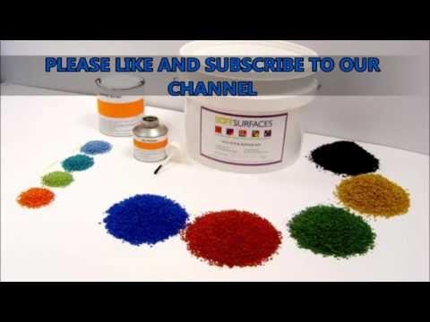 Cheapest Wet Pour Rubber Repairing Kits