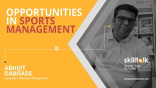 Opportunities In Sports Management