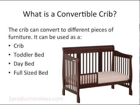 Convertible Crib Review Convertible Crib