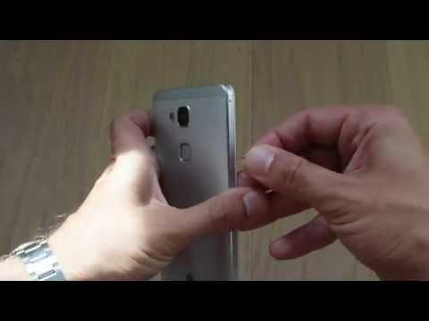 DIY SIM/micro sd card tray opener for Huawei smartphones