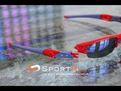 How To: Change your Oakley Flak Jacket Earsocks | SportRx