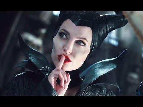 maleficent angelina jolie prosthetics tutorial