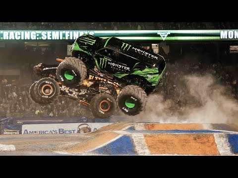 Monster Jam - Top Ten Crashes 2017! (Best of 2017 S1 Ep3)