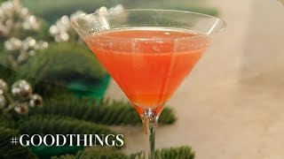 Impress the cocktail connoisseurs in your life with these three winter-weather mixes. The Blizzard: a warm coffee and whiskey combination. The Cranberry Crush: an aromatic drink with candied ginger and cranberries. The Winter Solstice: a punchy orange vodka and lemon cocktail.  Brought to you by Martha Stewart: http://www.marthastewart.com  Subscribe for more Martha now!: http://full.sc/PtJ6Uo   ---------------------------------------------------------------  Want more Martha?  Twitter: http://twitter.com/marthastewart Facebook: https://www.facebook.com/MarthaStewartLiving Pinterest: http://pinterest.com/ms_living/ Google Plus: https://plus.google.com/+MarthaStewart/posts  Martha