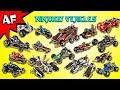 Download           Every Lego Ninjago Ninja & Villian CARS / VEHICLES - Complete Collection! MP3,3GP,MP4