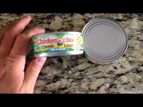 How to Lose Weight Cheap with Tuna