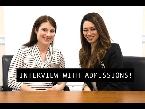 How to Get into Optometry School: OFFICIAL Q&A w/ DIRECTOR OF ADMISSIONS!