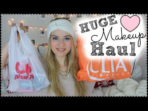 HUGE Makeup Haul: Ulta & CVS (+GIVEAWAY)