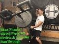 Viking Press V2 Titan Fitness Review amp Exercise Run Through