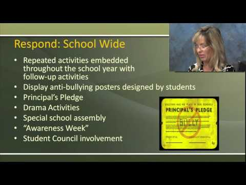 3 R's To Bullying Prevention for Students with Disabilities: Recognize, Respond, & Report