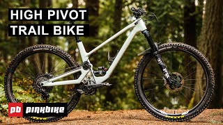 Download Forbidden Druid - A NEW High Pivot Trail Bike Contender? | First Look Video