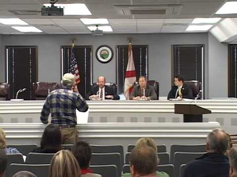 Highlights of Today's County Commission Meeting