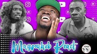 Mmebusem (Ghana Jesus) & Akrobeto on UTV Real News, Magraheb React