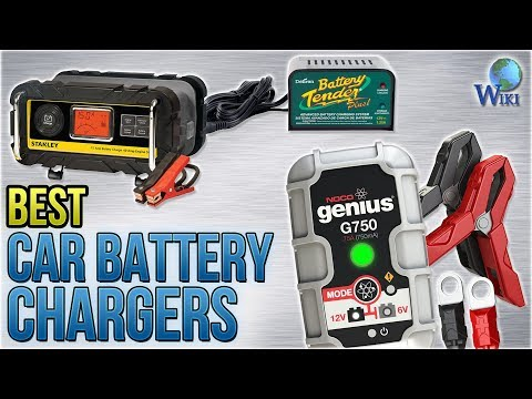 10 Best Car Battery Chargers 2018