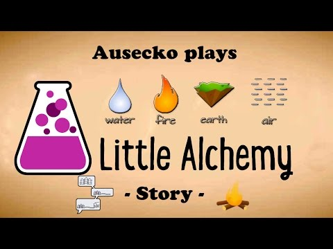 Little Alchemy - Story (Fairytale part 2)