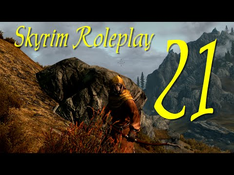 Skyrim part 21 - Conversation [Interesting NPC's - modded roleplay]