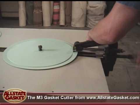 M3 Gasket Making Machine