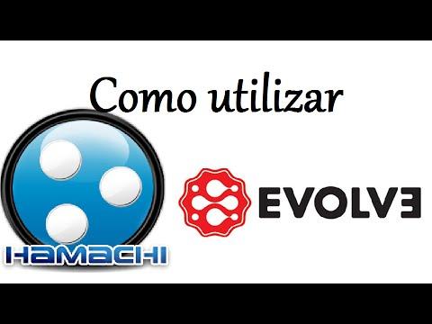 COMO DESCARGAR/UTILIZAR ( HAMACHI/EVOLVE) PARA CREAR LAN VIR