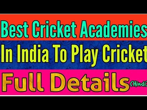 Best Cricket Academies in India | Top Cricket Academies in India | Cricket Academy in India