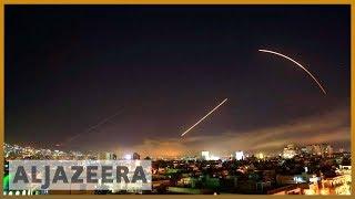 🇸🇾 Analysis: US, allies strike Syria