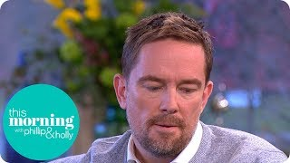 Simon Thomas Describes Telling His Son His Mother Had Died | This Morning