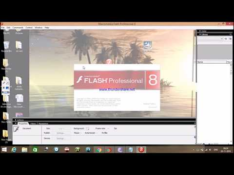 How to download macromedia flash 8 full version for free