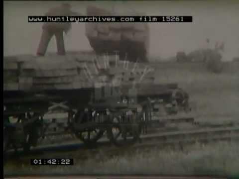 Great Western Railway sleepers, 1940's -- Film 15261