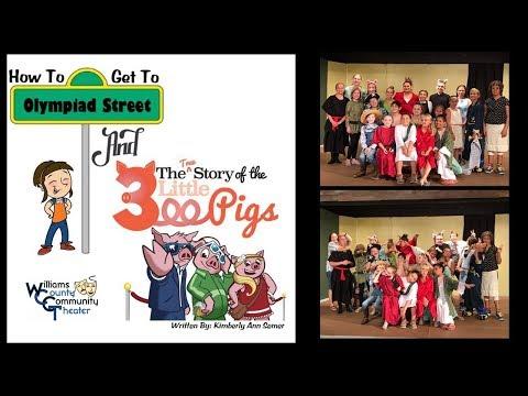 Williams County Community Theater Present: