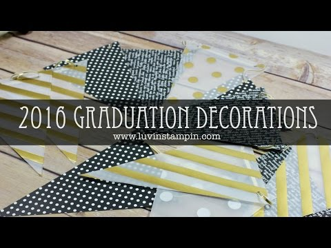 How To Make a DIY Party Banner