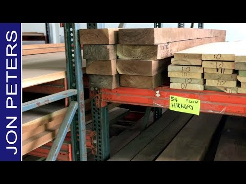 Tour of Monteath Moulding & Lumber