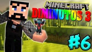 UN WITHER LANUDO! | #ViernesDeMinecraft | DIMINUTOS 3 #6