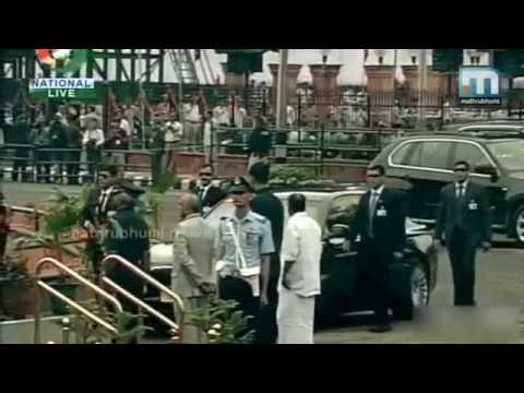 Narendra Modi - SPG Security , Prime Minister Of India