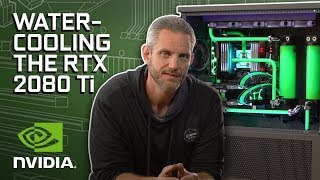GeForce Garage - Watercooling RTX 2080 Ti for JayzTwoCents