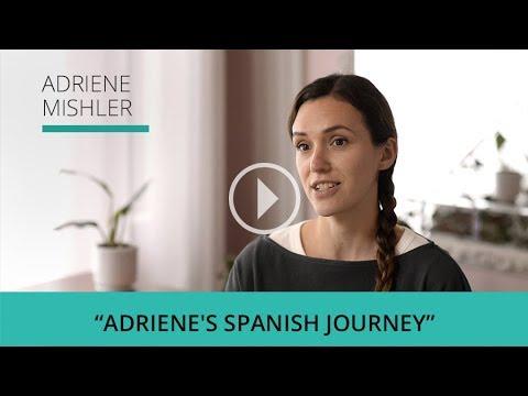 Adriene's Spanish Journey