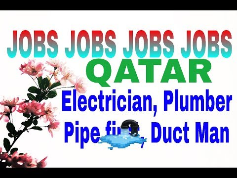 NEW JOBS FOR INDIAN IN QATAR  URGENTLY APPLY
