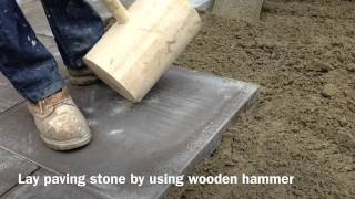 How To Lay Paving And Pointing Check Out Before And After