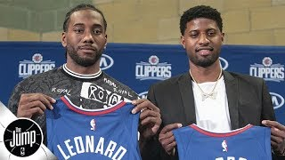 The Clippers should change their name to complete their transformation - Bobby Marks   The Jump